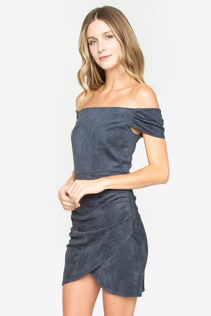 Wilder Off The Shoulder Dress