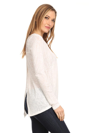 Women's Long Sleeve Blouse
