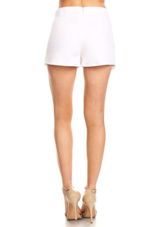 Soft Double Layered Shorts
