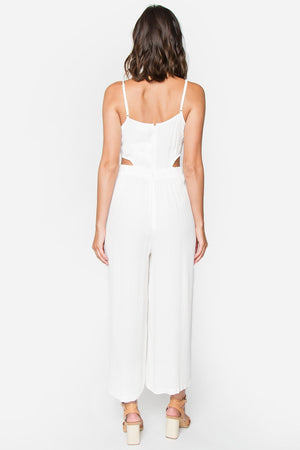 Shay Wide Leg Jumpsuit
