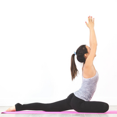 5 Gentle Yoga Moves for New Moms