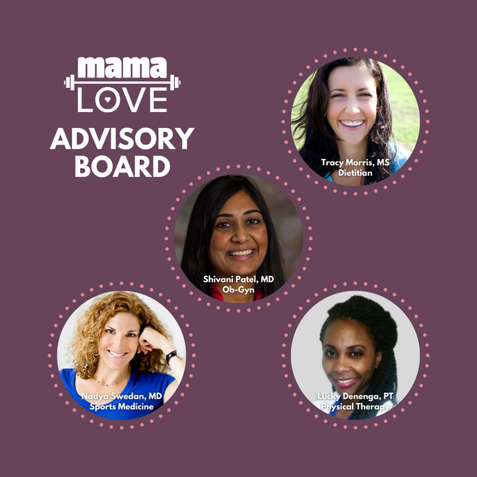 Mama Love Advisory Board: Meet Our Experts!