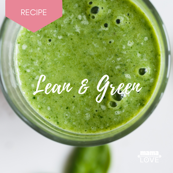 Lean & Green Smoothie Recipe