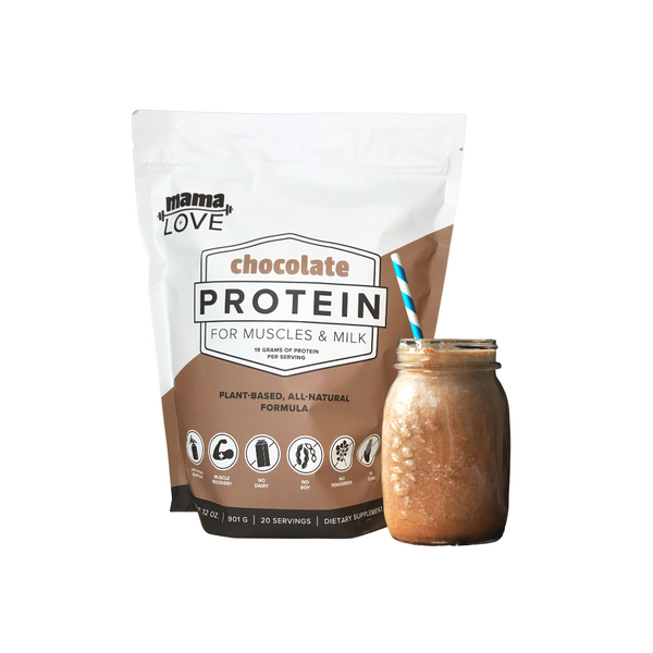 Protein shakes while breastfeeding should be delicious and nutritious