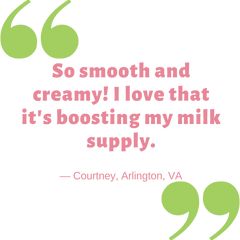 the best drink to increase breast milk supply should be a natural, plant-based protein that can help you feel fuller for longer