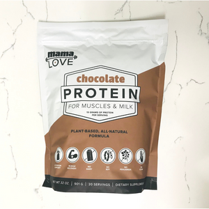 Mama Love Chocolate Protein | 20 Servings