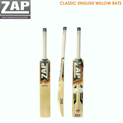 ZAP Novice Classic English Willow Cricket Bat