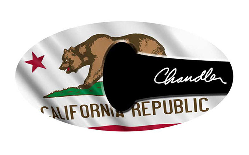 California Flag logo