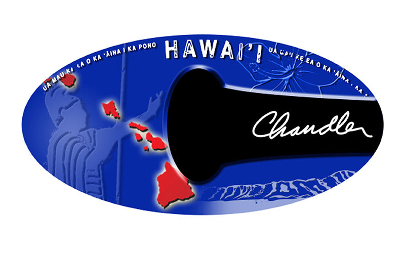 Hawaii Flag logo