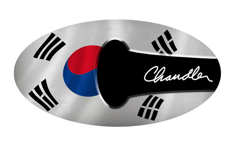 Korea Flag logo