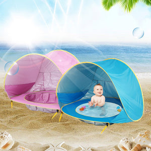 Baby Beach Sun Shade Shelter Tent