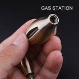 Stainless Steel Torch Lighter Flame