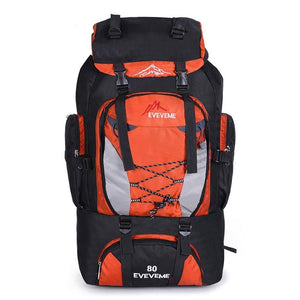 80L Camping Hiking Backpacks