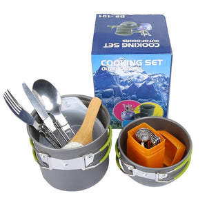 Portable Gas Cooker For Camping