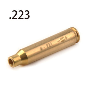 Red Dot Laser Brass Boresight Various Calibers