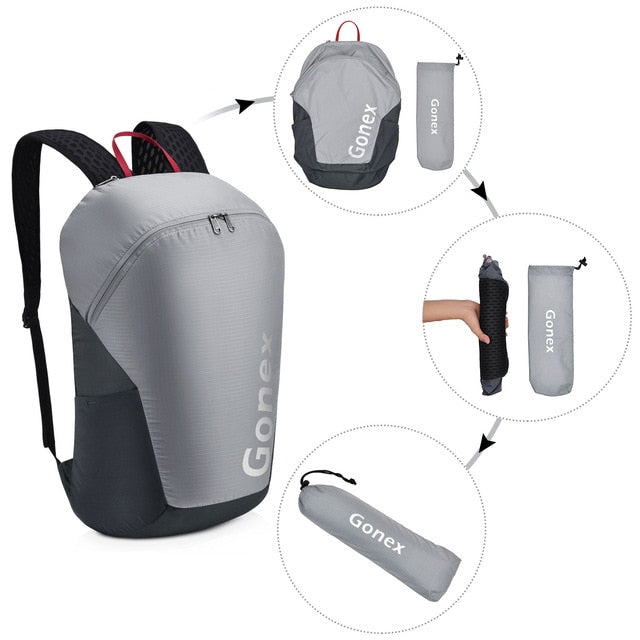 32L Lightweight Packable Backpack