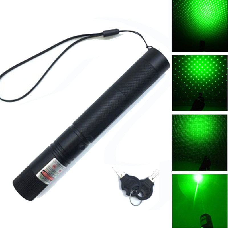 Powerful 532nm Military 8000m Green Laser Pointer