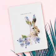 Hare Luxury Notebook - Lola Design Ltd