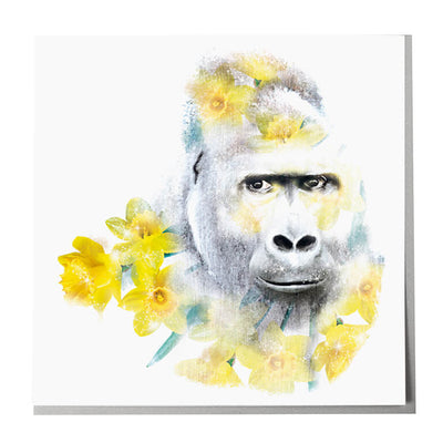 Gorilla Card - Lola Design Ltd