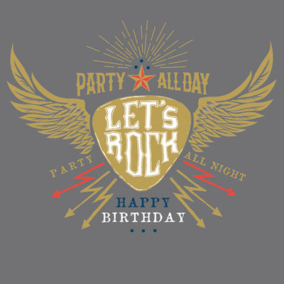 Party All Day Card - Lola Design Ltd
