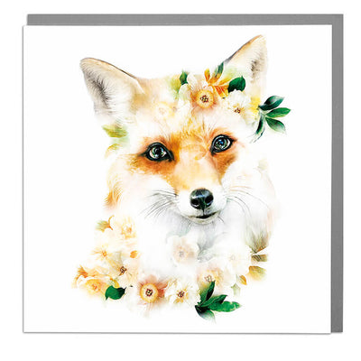Fox Card - Lola Design Ltd