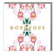 Perfectly Gorgeous Lady Card - Lola Design Ltd