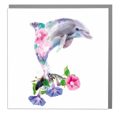 Dolphin Card - Lola Design Ltd