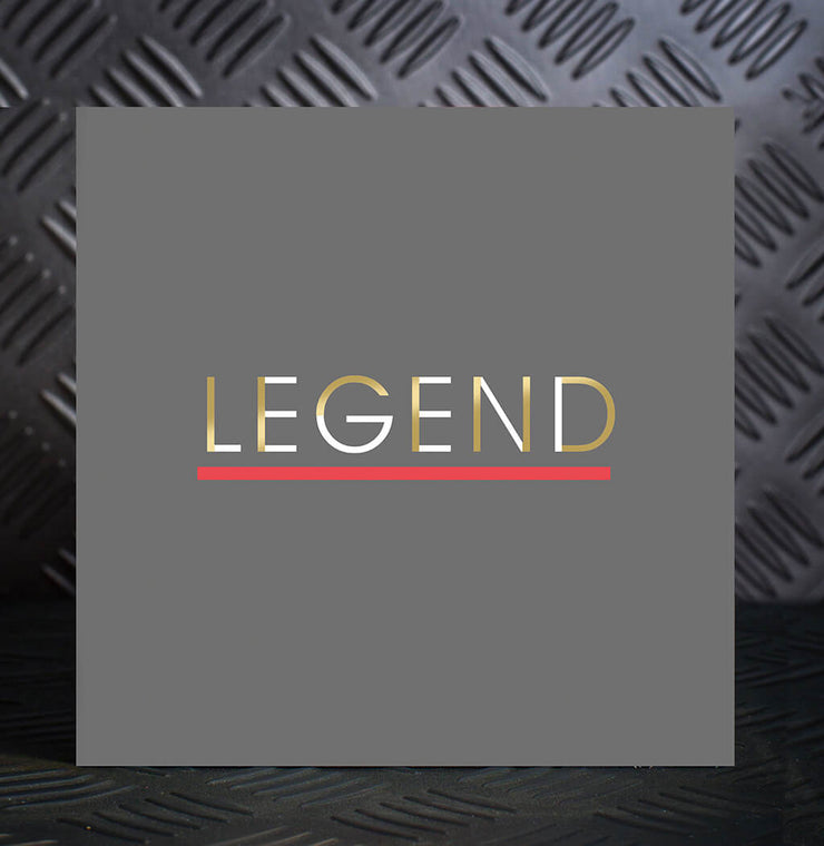 Legend Card - Lola Design Ltd