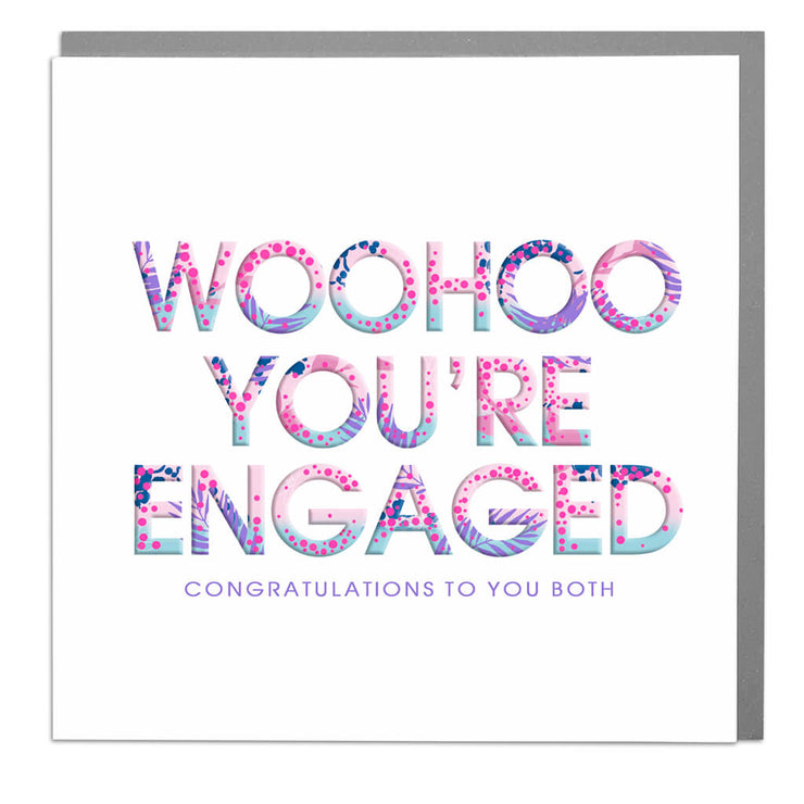 Engagement Card - Lola Design Ltd