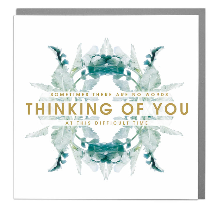 Thinking Of You Card - Lola Design Ltd