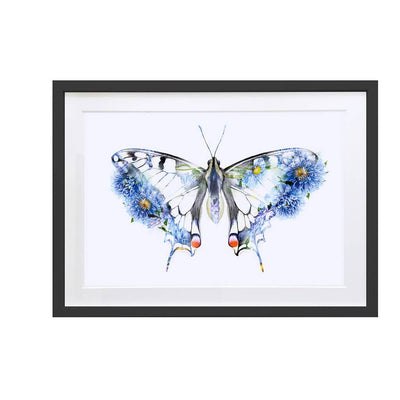 Swallowtail Butterfly Art Print - Lola Design Ltd