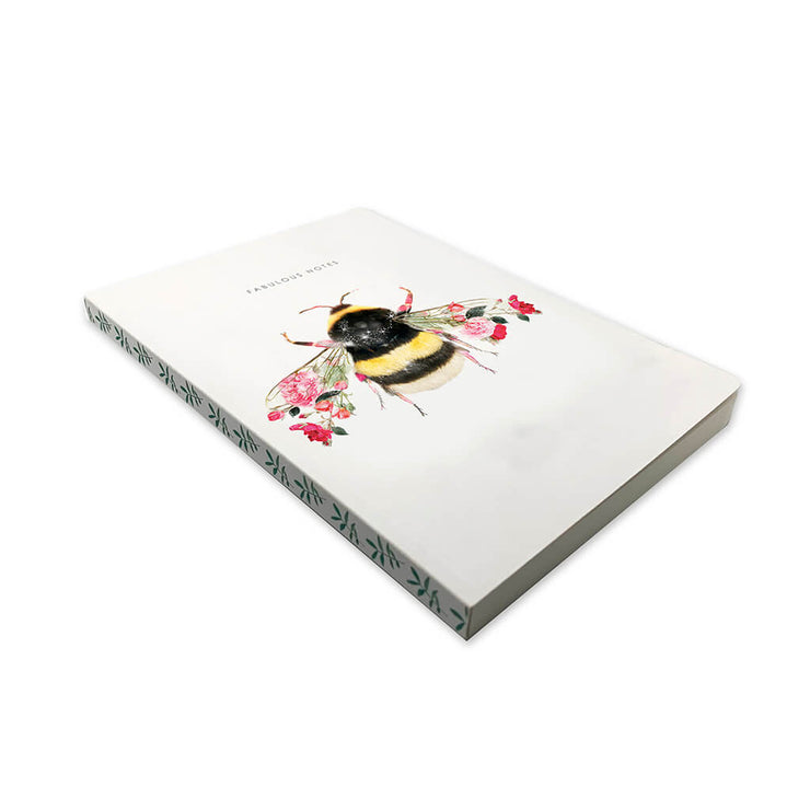 Bee Luxury Notebook - Lola Design Ltd