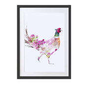 Pheasant Art Print - Lola Design Ltd