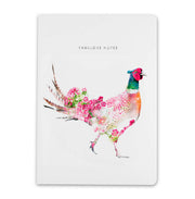 Pheasant Luxury Notebook - Lola Design Ltd