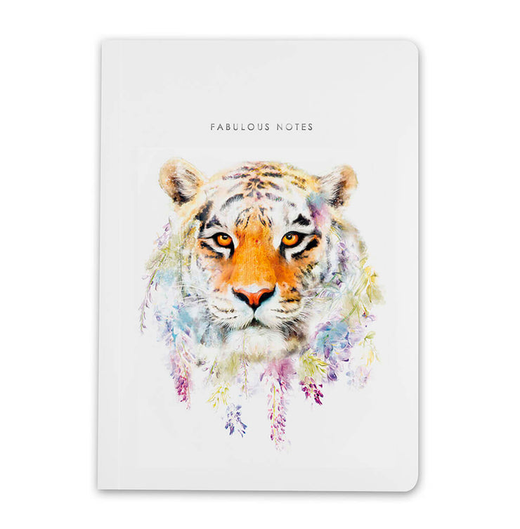Tiger Luxury Notebook - Lola Design Ltd