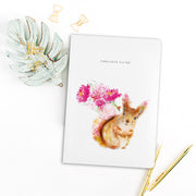 Squirrel Luxury Notebook - Lola Design Ltd