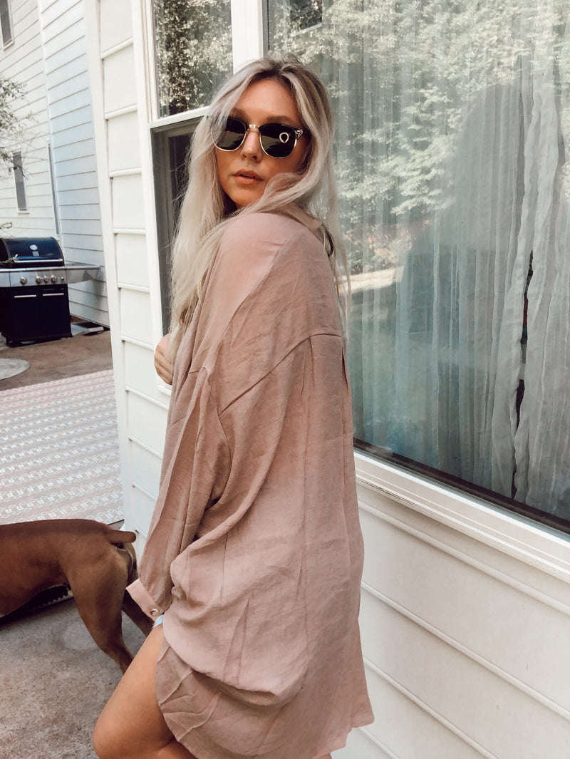 Breezy Daydreamer Tunic