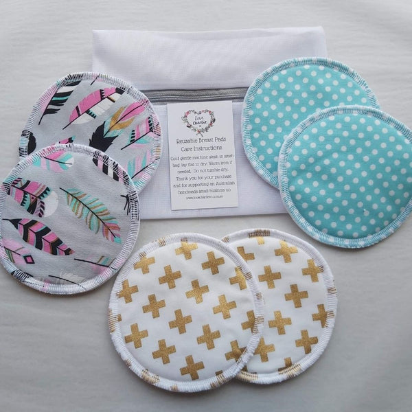 Love Charlie xo Breast Pad Pack