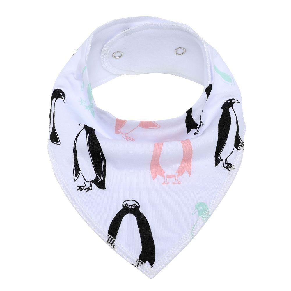 Bandana Penguins Bibs Safari Totz