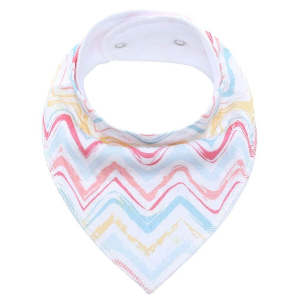 Bandana Playful Pattern Bibs Safari Totz