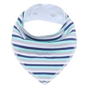 Bandana Stripes Bibs Safari Totz