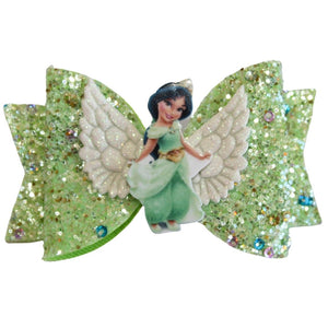 "3.15"" Jasmine Princess Bow"