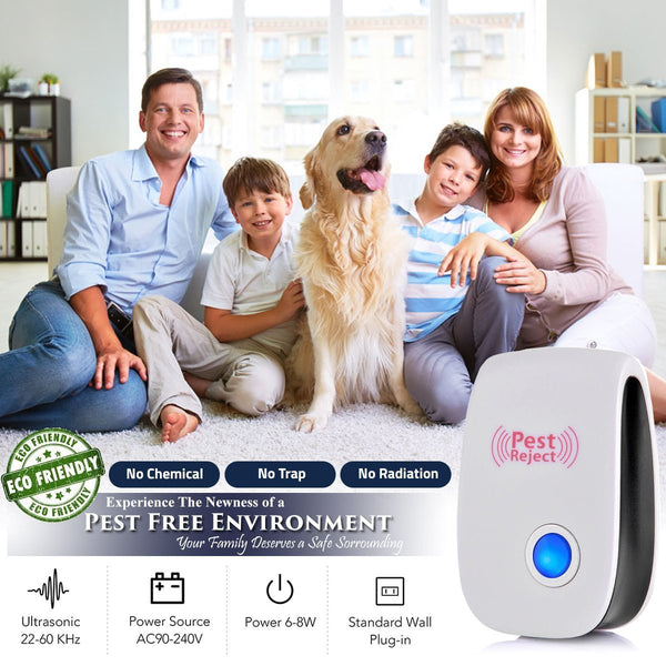 Ultrasonic Pest Repellent Phylistix