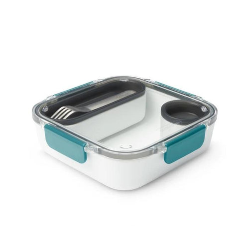 Lunch Box a Scomparti -Black + Blum- NATURALmente il Negozio Sostenibile