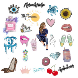 Stickers Mabeautyfridge