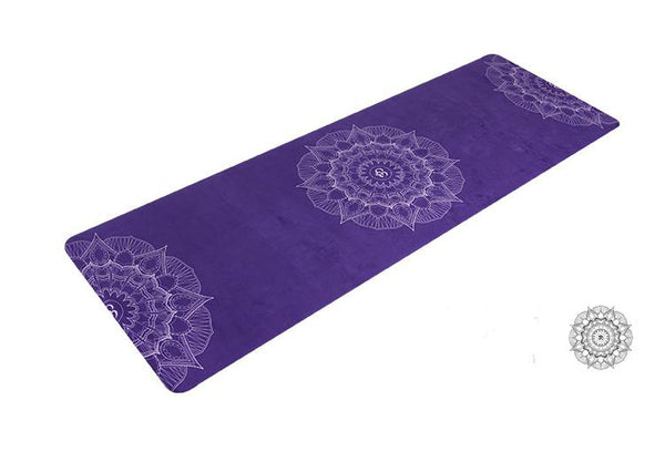 Natural Rubber Slip-resistant Yoga Mat™