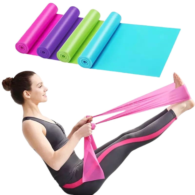Yoga tension band elastic band fitness™