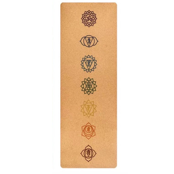 Movfitness Cork yoga mat™
