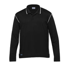 Load image into Gallery viewer, Dri Gear Long Sleeve Hype Polo - Unisex