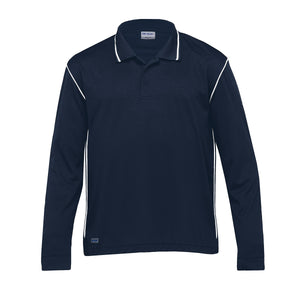 Dri Gear Long Sleeve Hype Polo - Unisex
